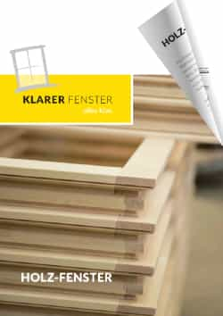 Holzfenster Katalog
